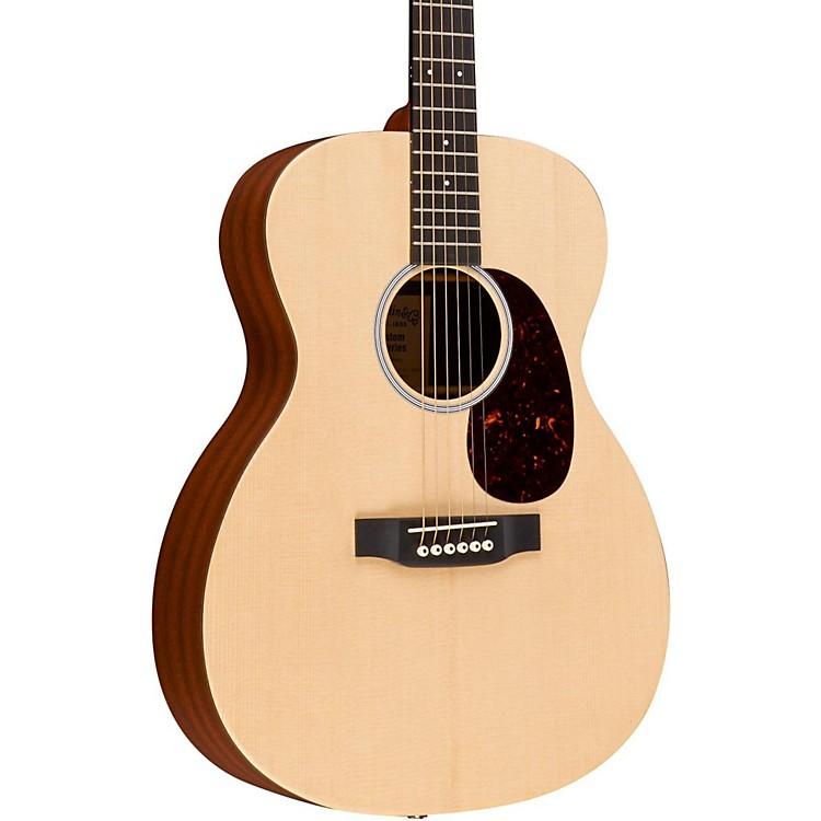 MartinX Series Custom X1-000E Auditorium Acoustic-Electric GuitarNatural