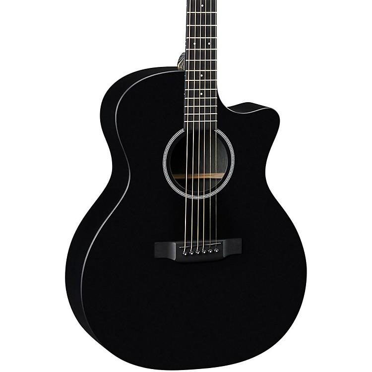 MartinX Series GPCXAE Grand Performance Acoustic-Electric GuitarBlack