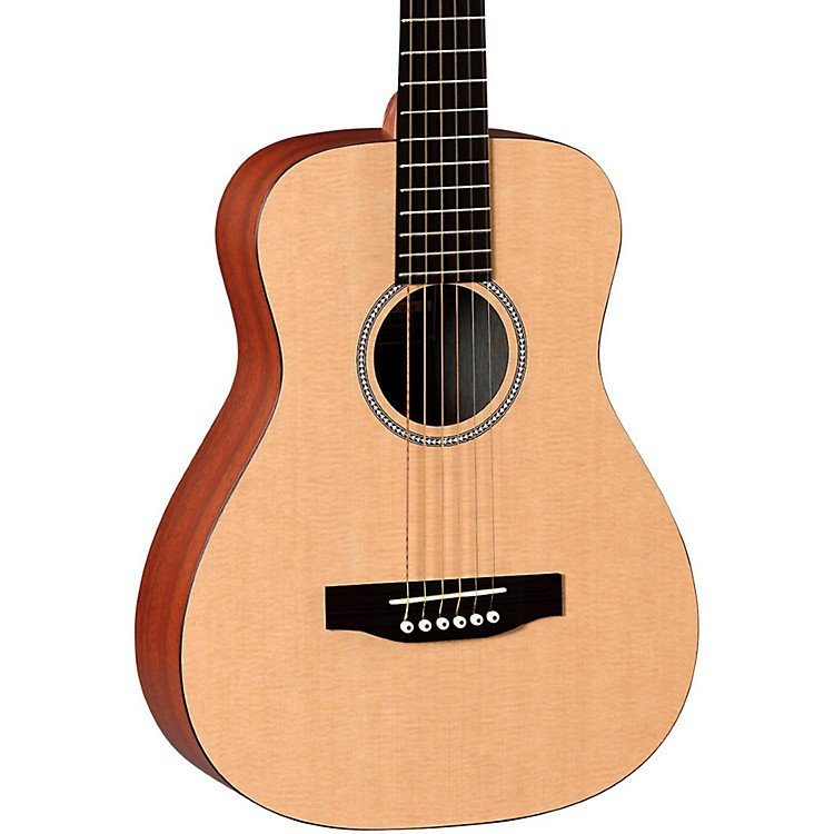 Martin X Series LX Little Martin Acoustic Guitar Natural