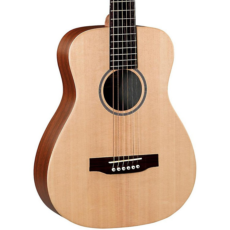 Martin X Series LX1 Little Martin Acoustic Guitar Natural