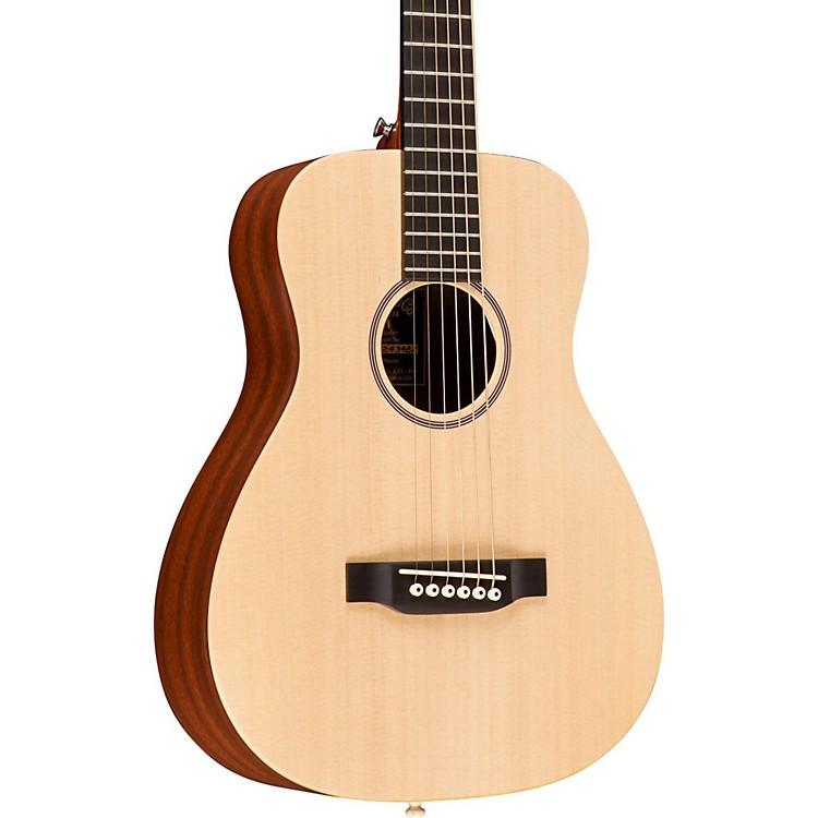 MartinX Series LX1 Little Martin Left-Handed Acoustic GuitarNatural