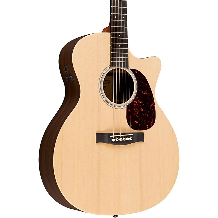 Martin X Series Special GPCPA5 Grand Performance Acoustic-Electric Guitar Natural