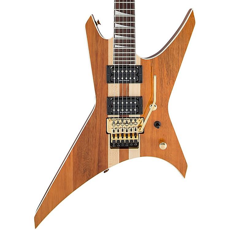 JacksonX Series Warrior WRX24 Electric GuitarNatural