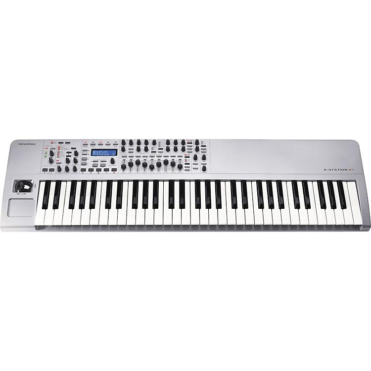 NovationX-Station 61 MIDI Controller