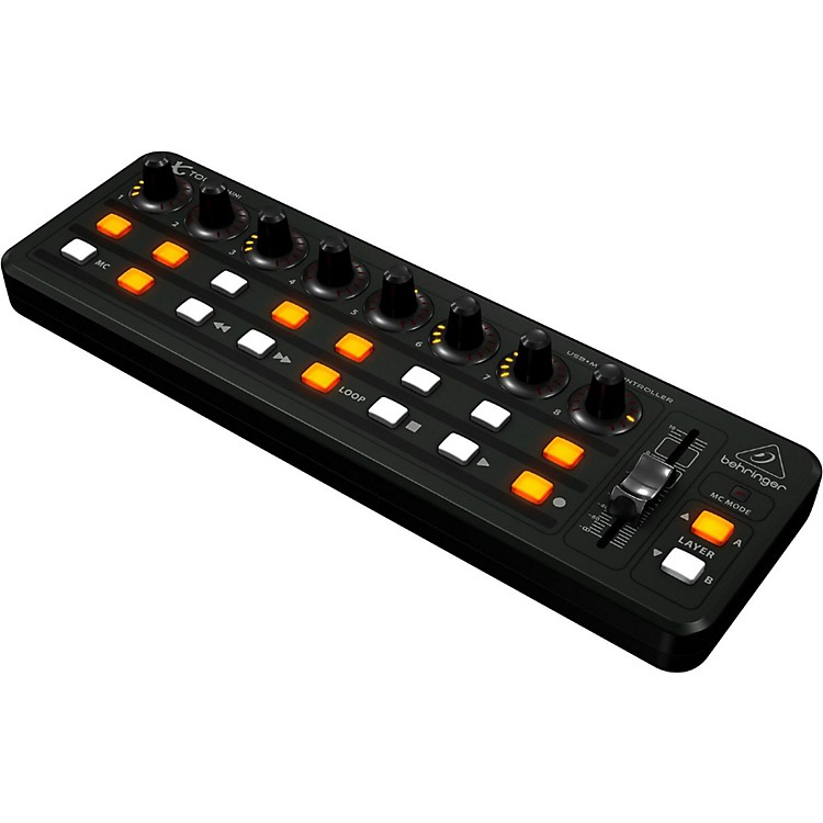 BehringerX-TOUCH MINI Ultra-Compact Universal USB Controller