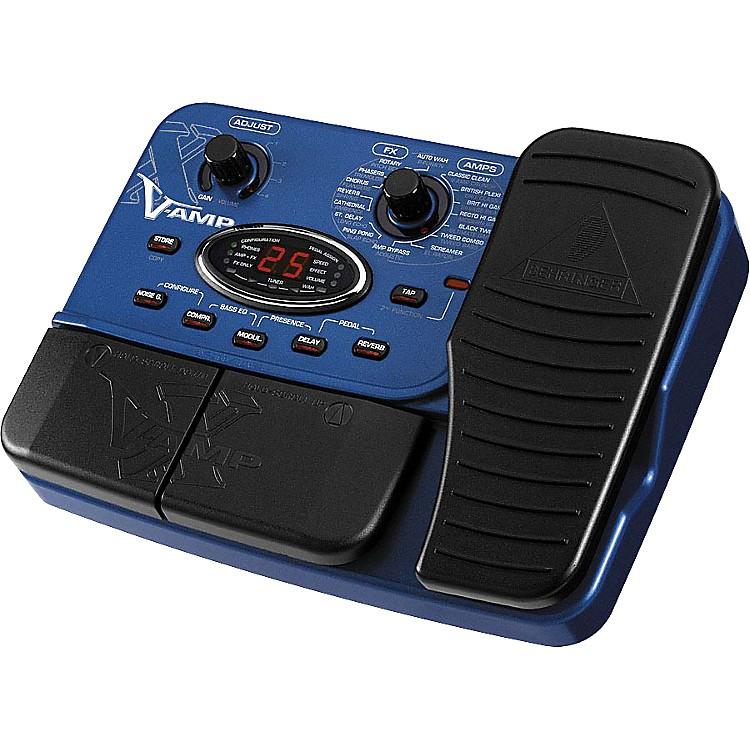 BehringerX V-Amp Guitar Multi Effects Pedal