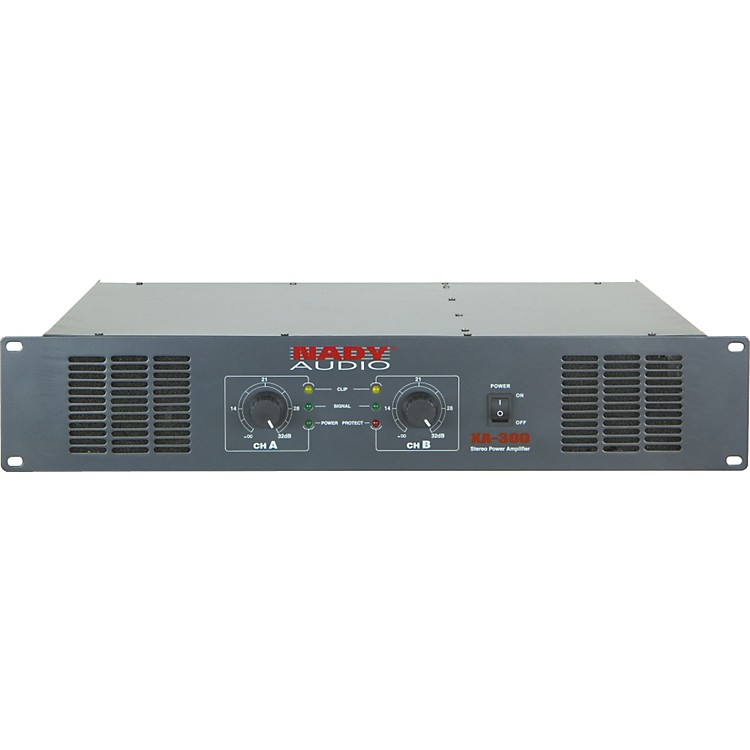 Nady XA-300 Stereo Power Amplifier