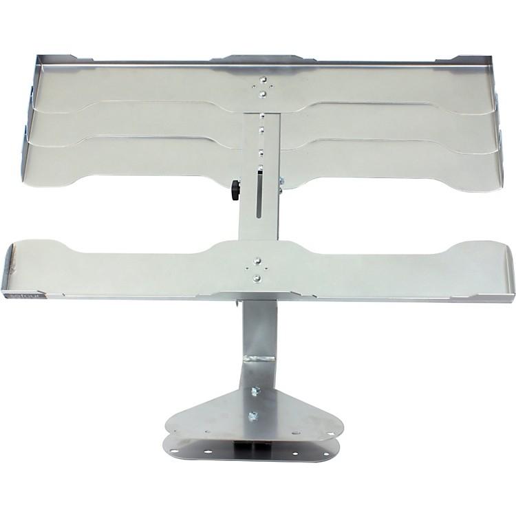 SefourXB040 Equipment Bracket for DJ GearSilver