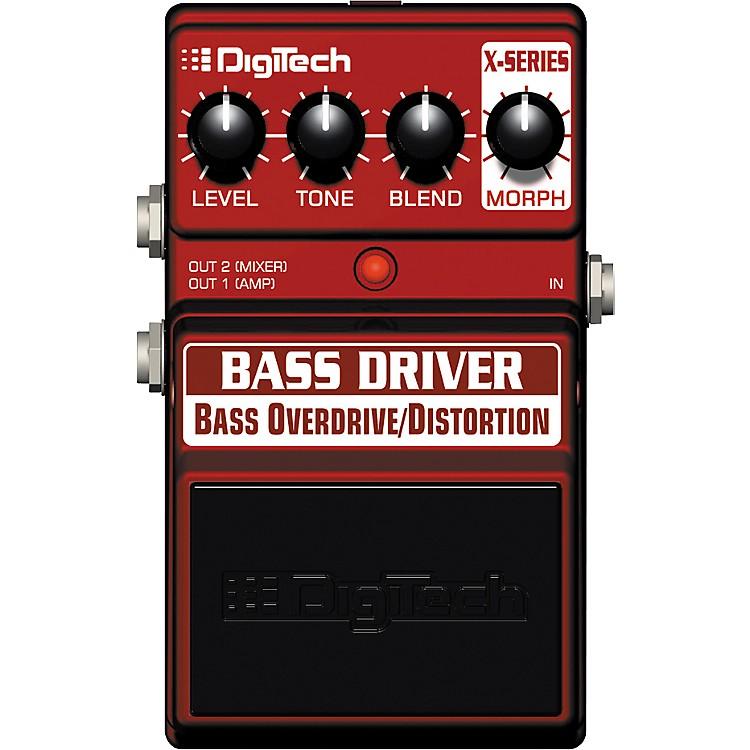 DigiTechXBD Bass Driver Overdrive Pedal