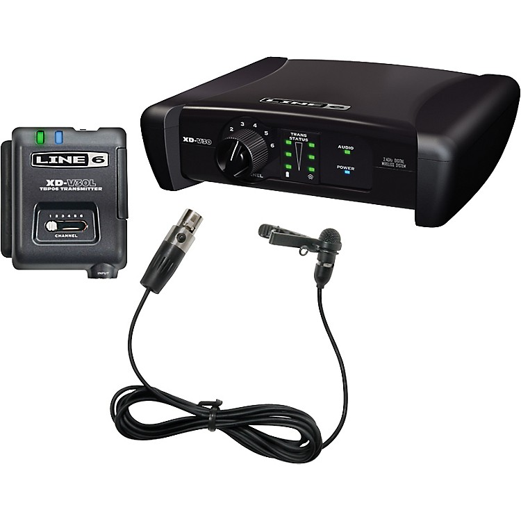 Line 6 XD-V30L Wireless Lav Microphone