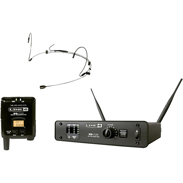 Line 6 XD-V55HS Digital Wireless Headset Microphone System