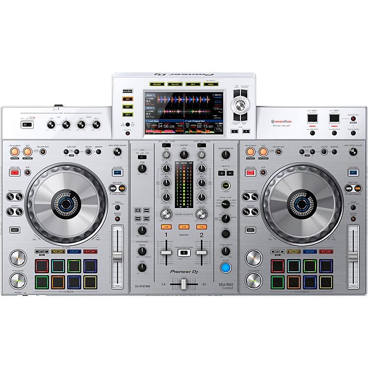 PioneerXDJ-RX2-W Limited Edition White rekordbox DJ Controller