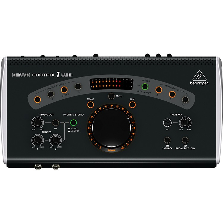 BehringerXENYX CONTROL1USB Studio Control & Communication Center886830950292
