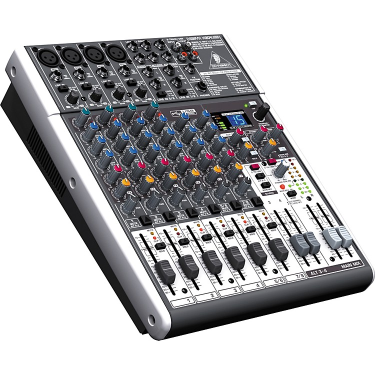 how to use behringer x1204usb