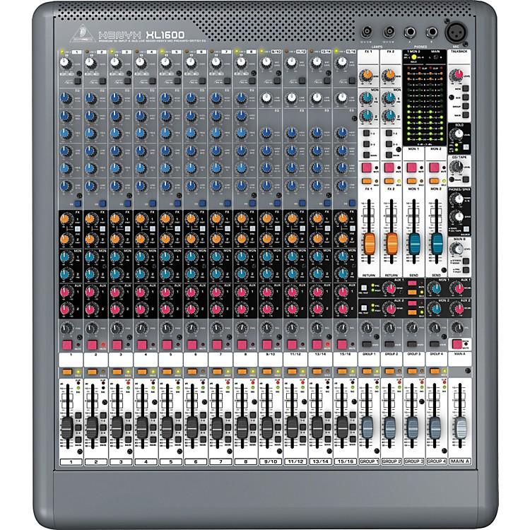 BehringerXENYX XL1600 Live Mixer