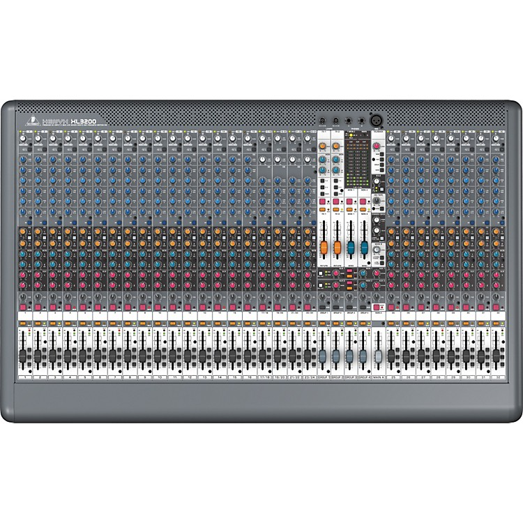 BehringerXENYX XL3200 Live Mixer