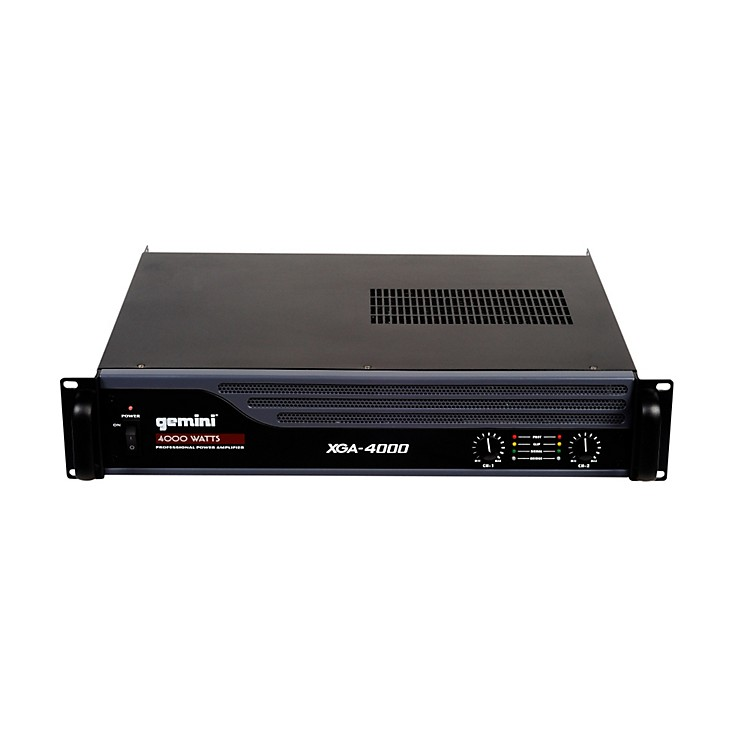 GeminiXGA-4000 Power Amplifier
