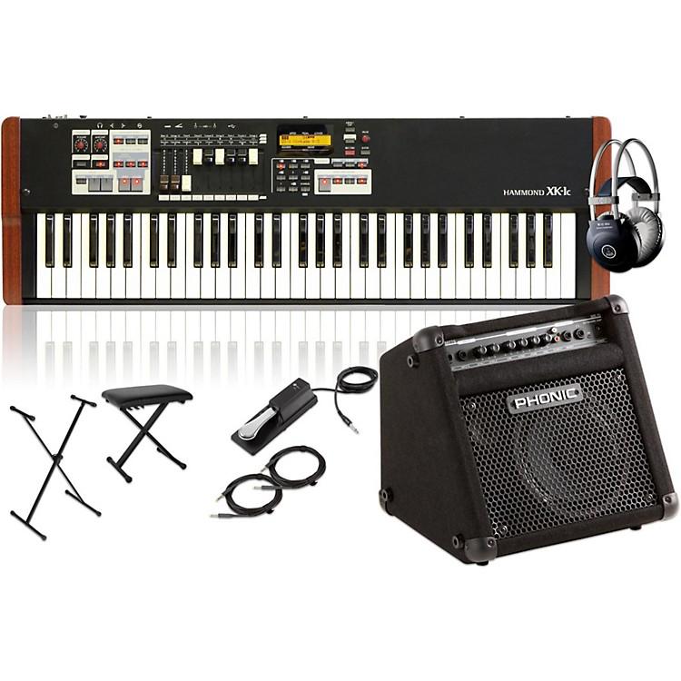HammondXK-1c Keyboard Package