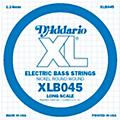 D'AddarioXLB045 Nickel Wound Electric Bass Single String thumbnail