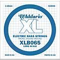 D'AddarioXLB065 Extra Long Single Bass String thumbnail