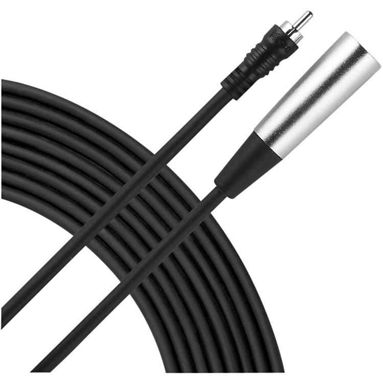 Livewire XLR(M)-RCA Audio Cable  10 ft.