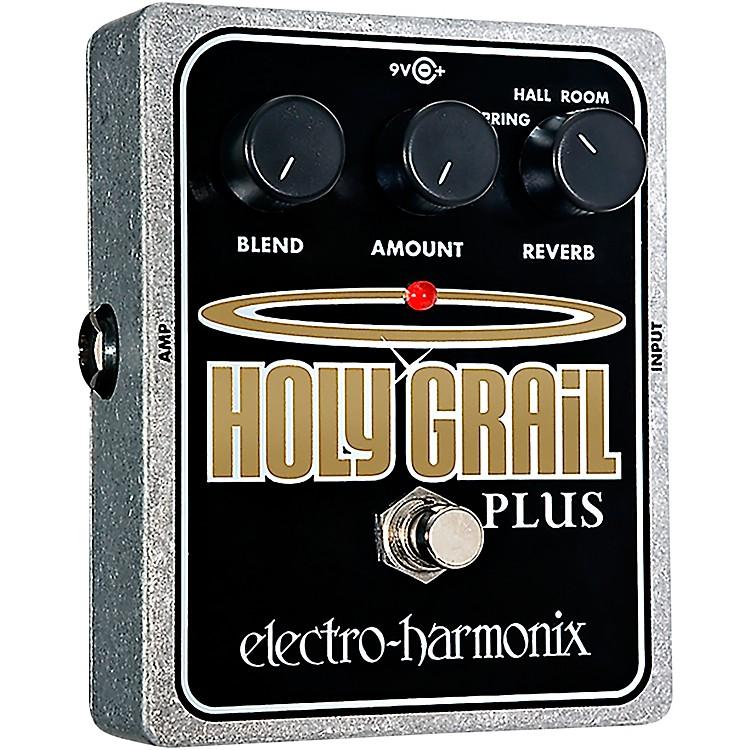 Electro-HarmonixXO Holy Grail Plus Variable Reverb Guitar Effects Pedal