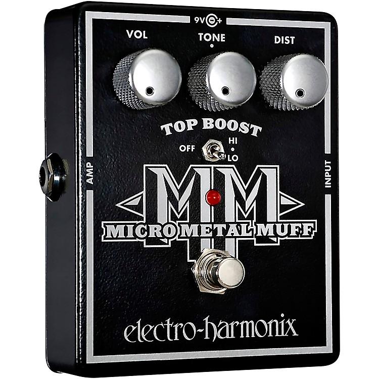 Electro-HarmonixXO Micro Metal Muff Distortion Guitar Effects Pedal