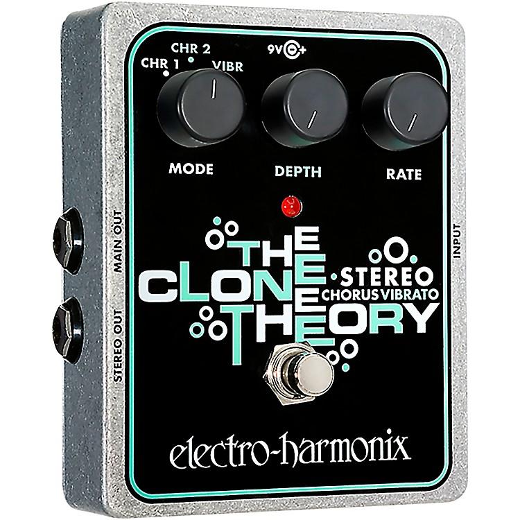 Electro-HarmonixXO Stereo Clone Theory Analog Chorus / Vibrato Guitar Effects Pedal