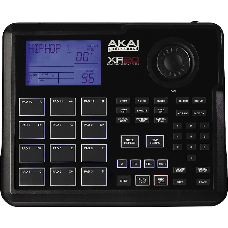 Akai ProfessionalXR20 Beat Production Station