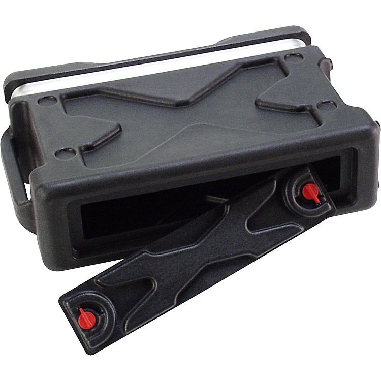 SKBXRACK2 2U Roto-Molded X-Rack Case