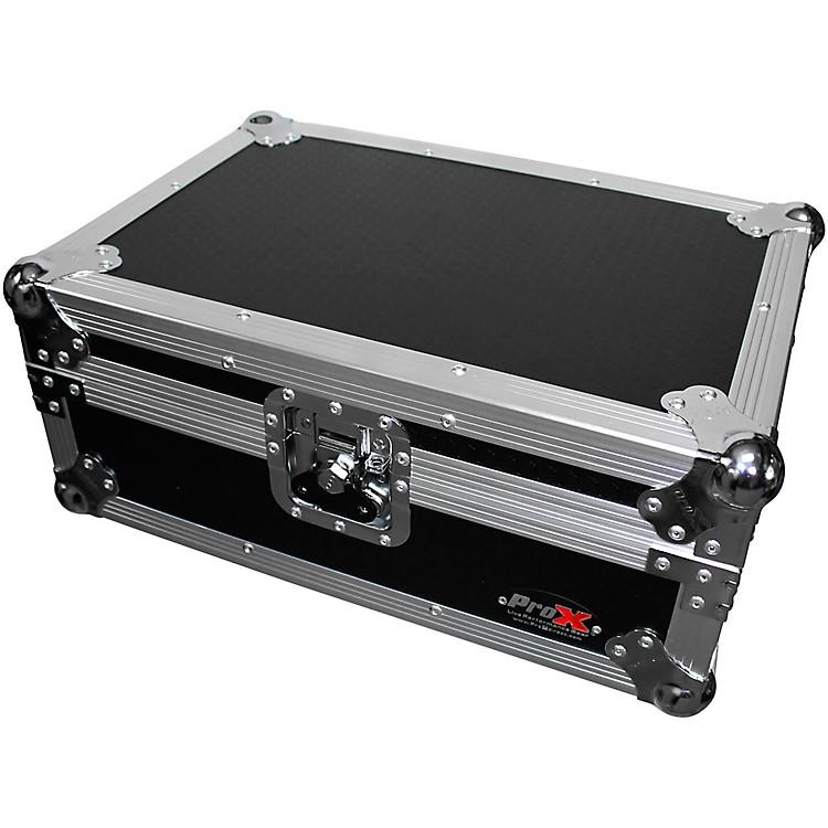 ProXXS-M10 ATA Style Flight Road Case for 10 in. DJ MixerBlack/Chrome