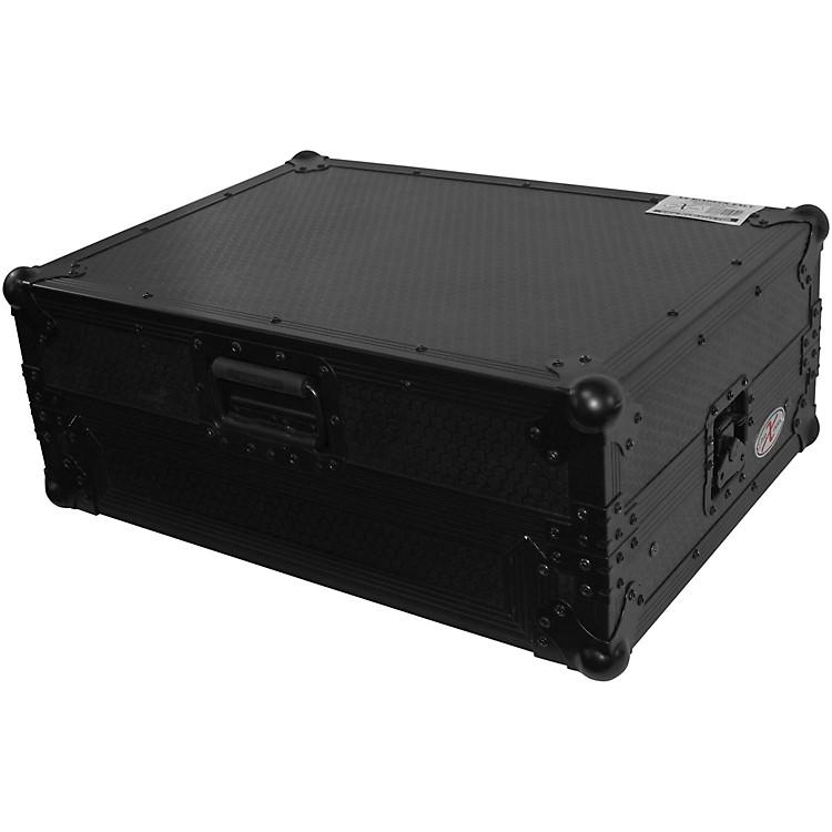 ProXXS-MIXDECKEXLT ATA-Style Flight Case with Sliding Laptop Shelf for Numark Mixdeck Express DJ ControllerBlack