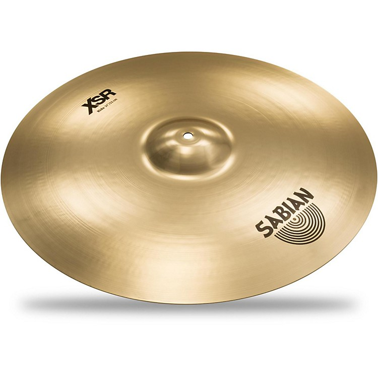 SabianXSR Series Ride Cymbal21 in.