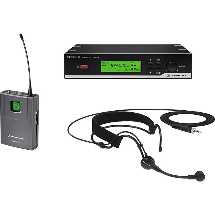 SennheiserXSW 52-A Wireless Headmic SetB