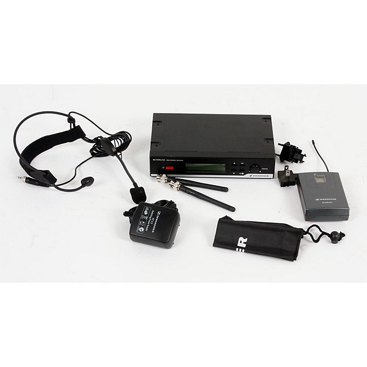 Sennheiser XSW 52-A Wireless Headmic Set A 888365102412