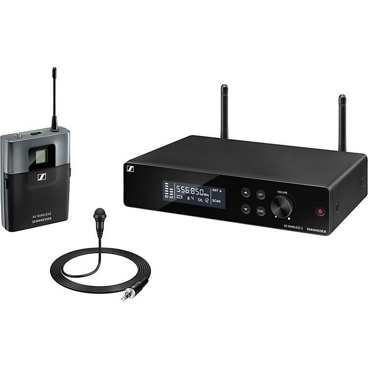 SennheiserXSW2-ME2 Lavalier Wireless SystemABlack