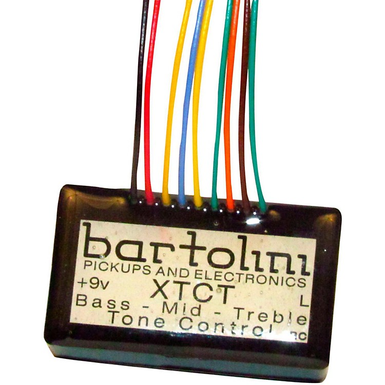 BartoliniXTCT Tone Control Module