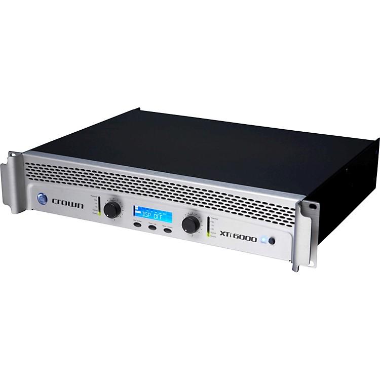 CrownXTi 6000 Power Amp