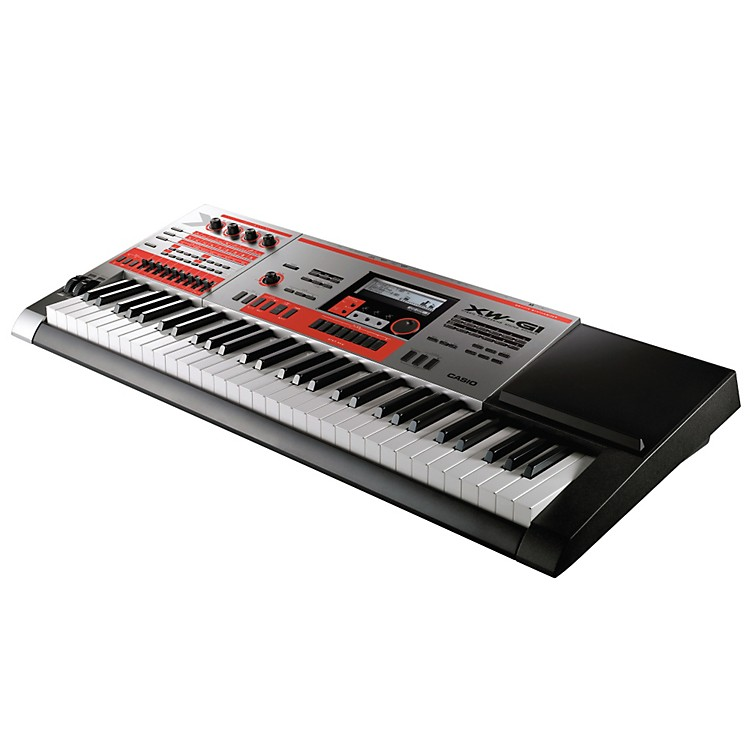 CasioXW-G1 Groove Synthesizer