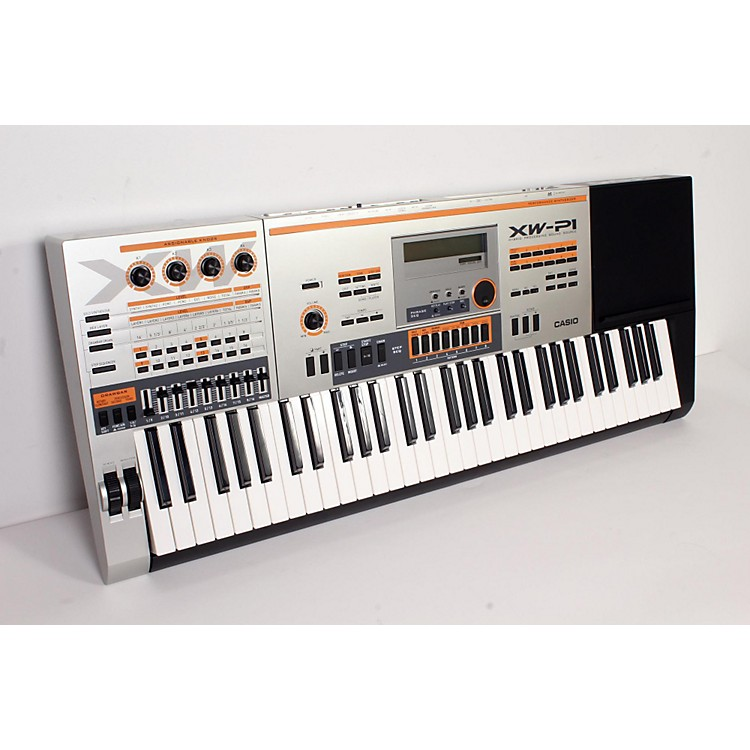 Casio XW-P1 Performance Synthesizer  888365850139