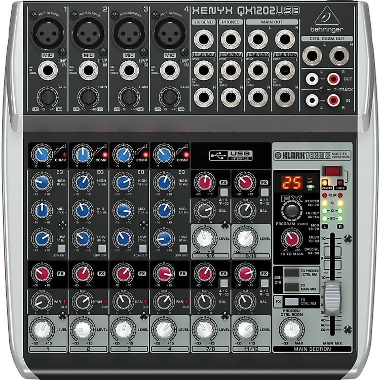 BehringerXenyx QX1202USB Mixer