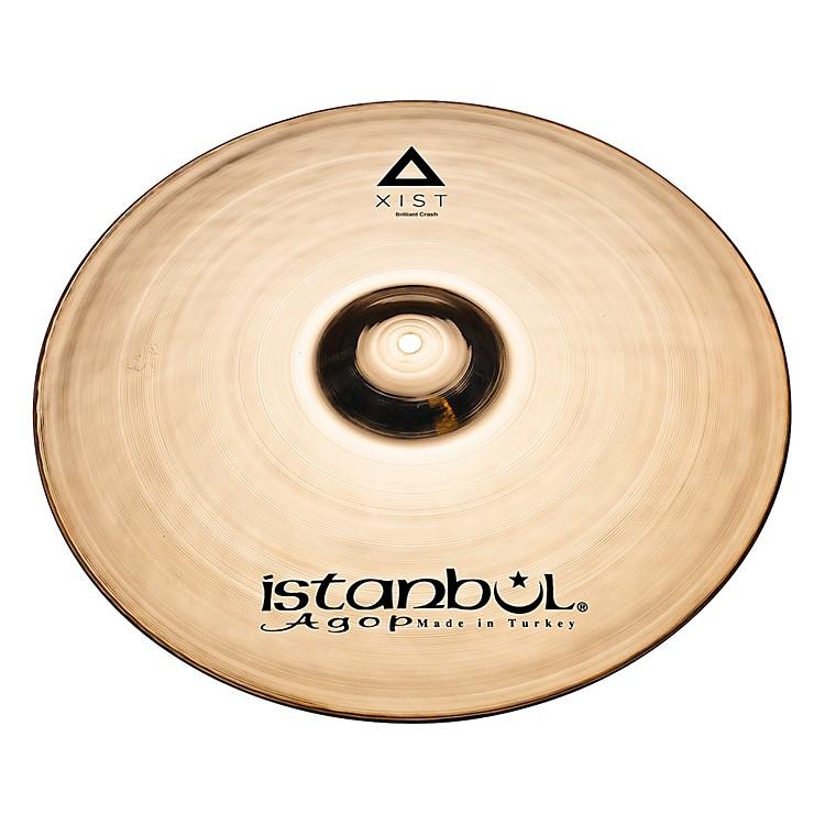 Istanbul AgopXist Crash Cymbal18 in.Brilliant