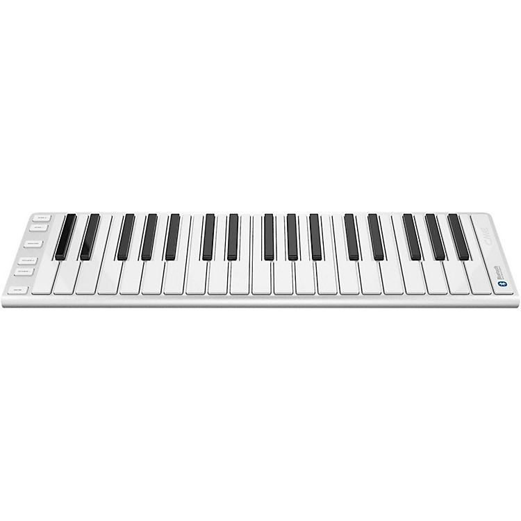 CMEXkey Air Wireless Bluetooth Mobile Keyboard ControllerSilver37 Key