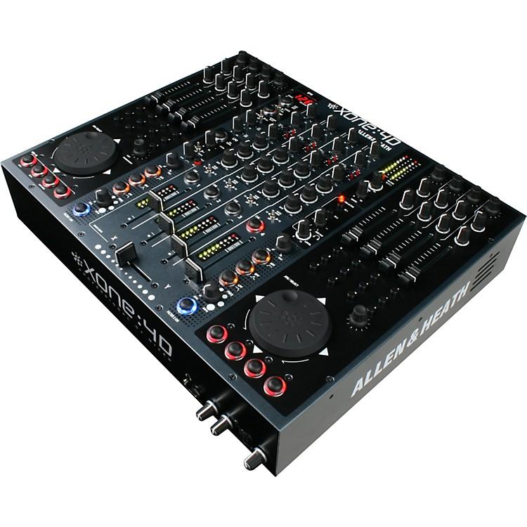 Allen & HeathXone:4D - USB Audio Interface and DJ Controller