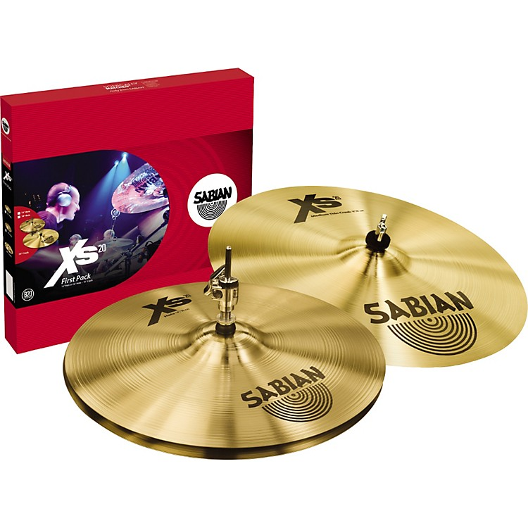 Sabian Xs20 First Pack with 14