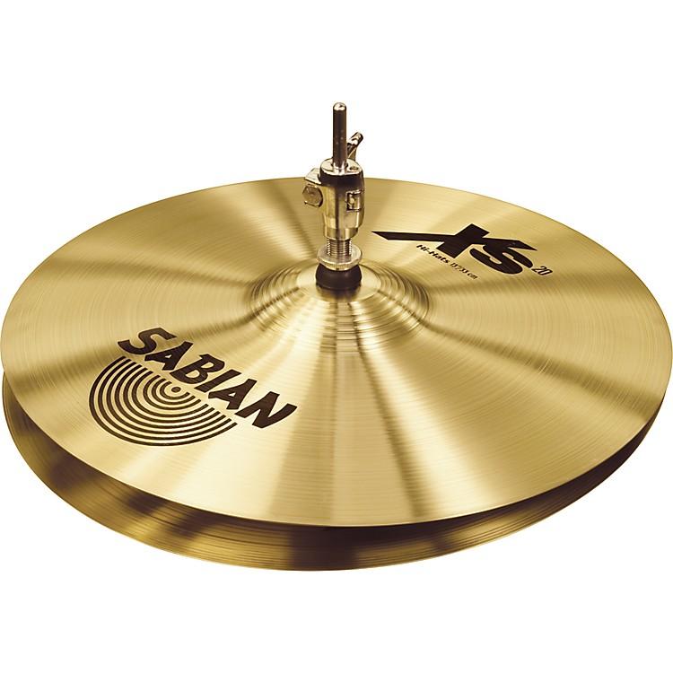 SabianXs20 Hi-Hat Cymbals14 in.886830673542