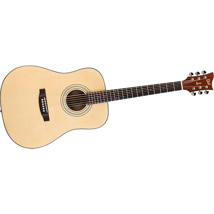 ESPXtone D-5 Acoustic GuitarNatural