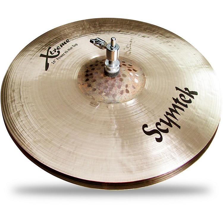 Scymtek CymbalsXtreme Power Hi-Hat14 in.Pair