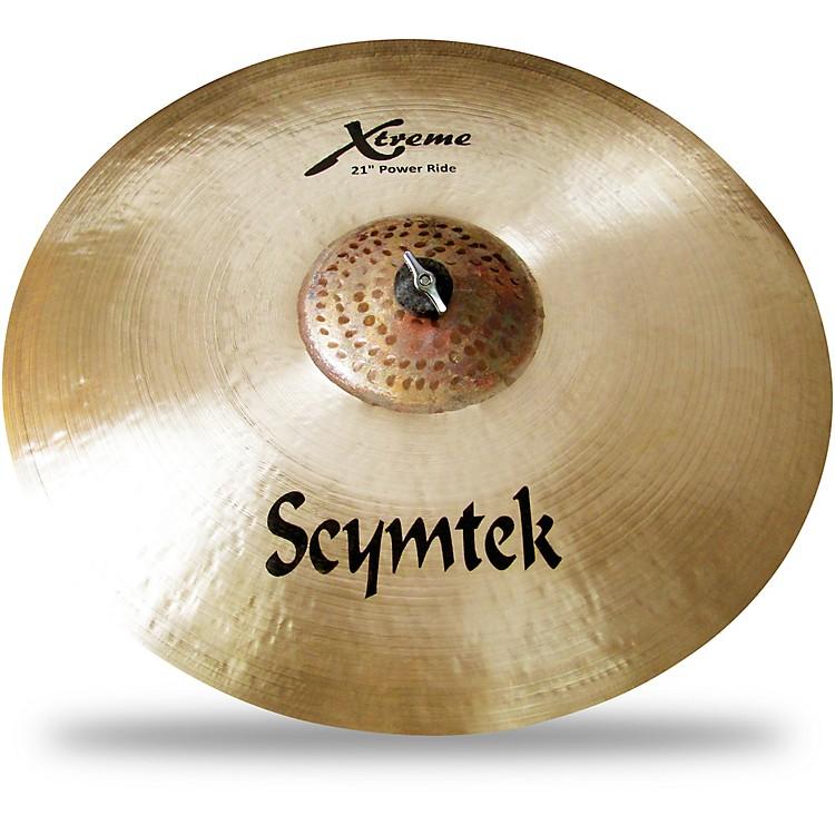 Scymtek CymbalsXtreme Power Ride Cymbal21 in.