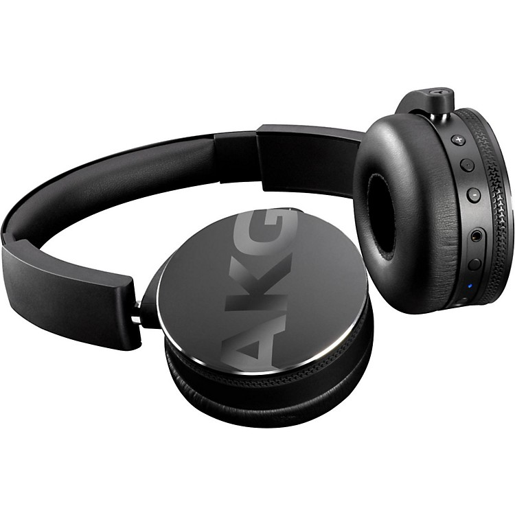 AKG Y50 On-Ear BT Headphone Black 190839503398